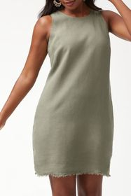Tommy Bahama Two Palms Sleeveless Linen Dress