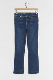 Anthropologie Paige Colette High-Rise Cropped Flar