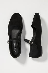 Anthropologie Jeffrey Campbell Mary Jane Flats