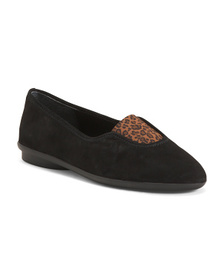 Casual Suede Flats
