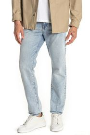 BALDWIN Modern Slim Fit Acid Wash Jeans