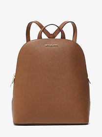Michael Kors Cindy Large Saffiano Leather Backpack