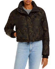 BAGATELLE.NYC - Cropped Puffer Jacket
