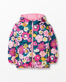 Hanna Andersson Reversible Down Jacket