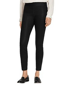 J Brand - Dellah Pull-On Skinny Jeans in Fearful