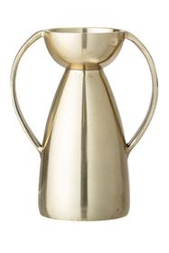BLOOMINGVILLE Metallic Candlestick, Large