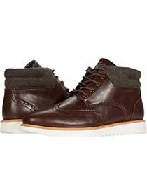 Ben Sherman Nu Casual Wing Tip Boots