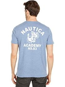 Nautica Tee Flag Anchor