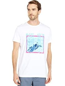 Nautica Short Sleeve Fashion Tee