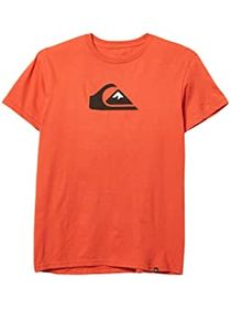 Quiksilver Comp Logo Short Sleeve