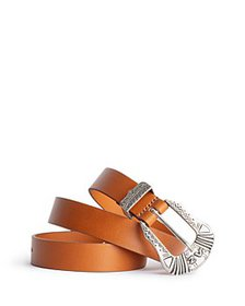 Zadig & Voltaire - Women's Alton Smooth Leather Be