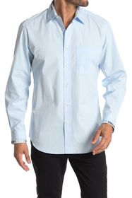 Burberry Clarence Button Front Shirt