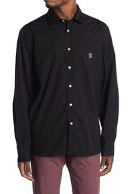 Burberry Aboyd Button Front Shirt