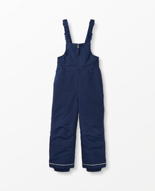 Hanna Andersson Insulated Snow Overalls