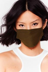 Nasty Gal Multi All Mouth 5-PC Fashion Face MaskSe