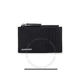 Burberry Burberry Logo Embossed Card Case