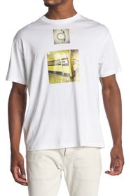 Burberry Dunley Graphic Tee