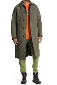 Burberry Reversible Ableford Car Coat