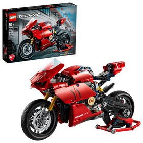 LEGO Technic Ducati Panigale V4 R 42107 Motorcycle