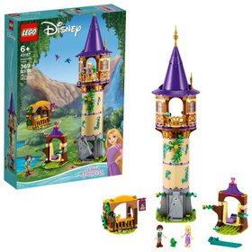 LEGO Disney Rapunzels Tower 43187 Cool Building To