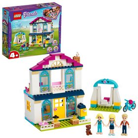 LEGO Friends 4+ Stephanies House 41398 Building To