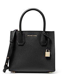 MICHAEL Michael Kors - Mercer Medium Leather Messe