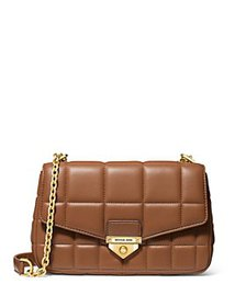 MICHAEL Michael Kors - Soho Large Leather Shoulder