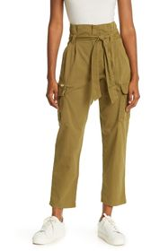 MOTHER Greaser Paperbag Cargo Pants