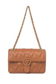 MARIO VALENTINO Antoinette Quilted Leather Shoulde