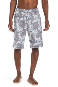 Tommy Bahama Hawaiian Print Lounge Shorts