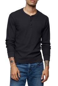 True Religion Long Sleeve Thermal Henley