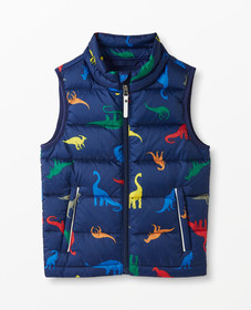 Hanna Andersson Superlight Down Vest