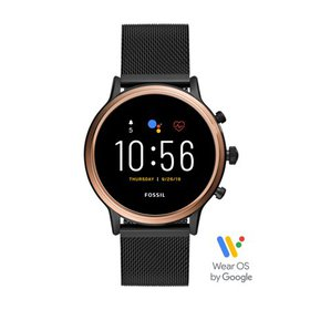 Fossil Gen 5 Julianna HR Smartwatch - Black Stainl