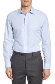 Bonobos Trim Fit Dot Dress Shirt