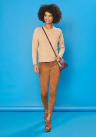 ModCloth ModCloth Respectfully Relaxed Pullover Sw