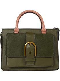 Fossil Wiley Satchel