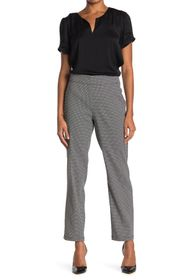 Max Studio High Waist Pull-On Stretch Knit Pants