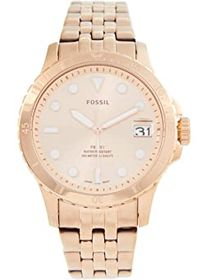 Fossil 36 mm Fossil Blue - ES4748