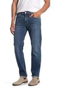 7 For All Mankind Slimmy Squiggle Slim Fit Jeans