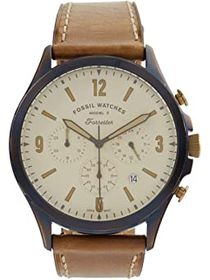 Fossil Forrester Chronograph Watch - LE1109