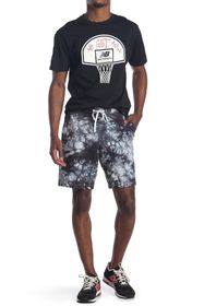 New Balance Blacktop Tie Dye Shorts