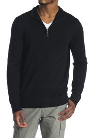 Theory Donners Mock Neck Sweater