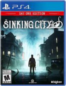The Sinking City Day 1 Edition - PlayStation 4