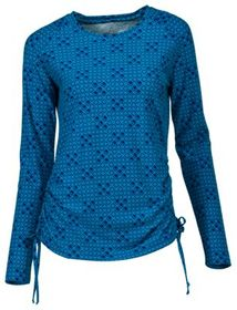 Ascend Graphic Long-Sleeve Shirt for Ladies