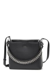 DKNY Bethune Small Leather Bucket Bag