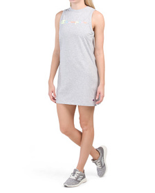 Campus Tank Dress With Logo