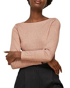 Whistles - Boat Neck Top