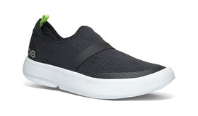 Women's Oofos OOmg Low Slip-On Recovery Shoe