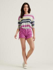 Lucky Brand Mid Rise Cut Off