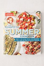 The Complete Summer Cookbook: Beat the Heat with 5